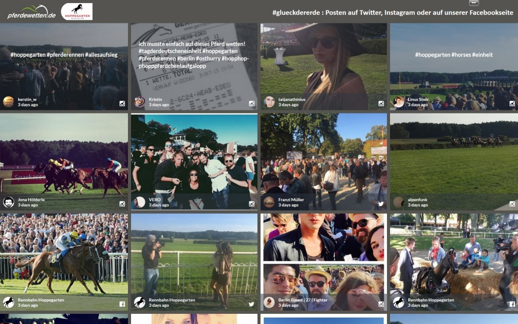 Screenshot Social Wall2